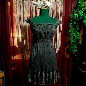 Hale Bob 100% silk gorgeous dress